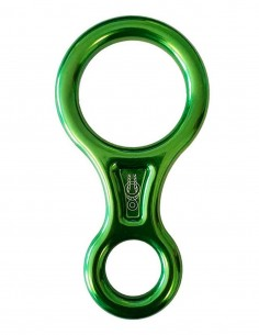 Qiroc Octo descensor verde...