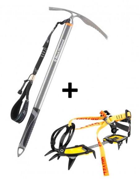 Pack ahorro alpinismo clasico