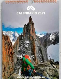 Calendario Couple Climbers...
