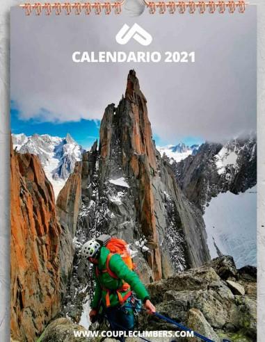 Calendario Couple Climbers 2021