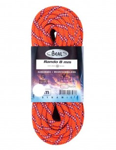 Beal Rando 8 mm 48 metros