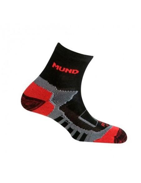 Mund Trail running rojo
