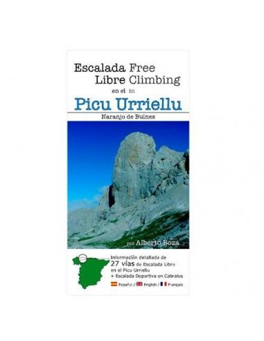 Escalada libre en el Picu Urriellu