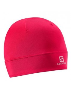 Salomon Active Beanie W Rosa