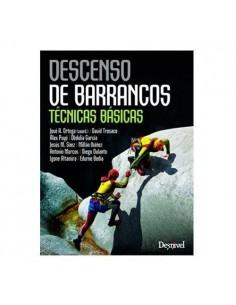 Descenso de Barrancos, Técnicas básicas.