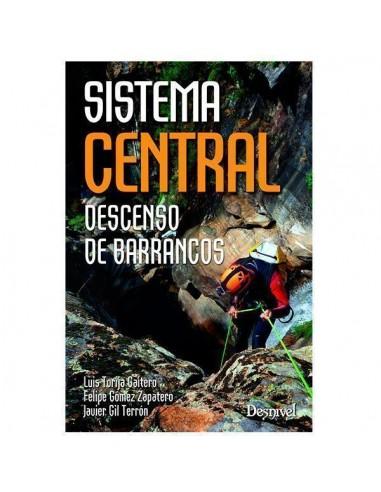 Sistema central, Descenso de barrancos