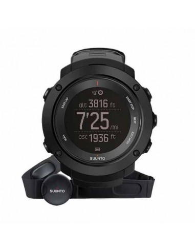 SuuntoAmbit 3 vertical Black HR