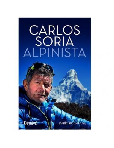 Carlos Soria, Alpinista.