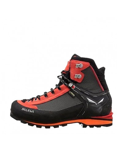 Salewa Crow color rojo.