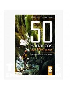 Desnivel 50 barrancos del Pirineo