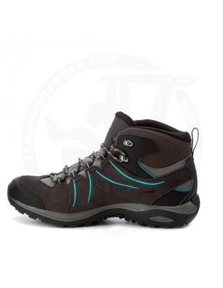 Salomon Ellipse 2 Mid Leather Gtx W