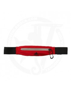 Adidas Cinturón Run Belt rojo