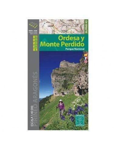 Alpina Ordesa y monte perdido 1:40