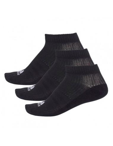 Adidas Pack Calcetines Negro