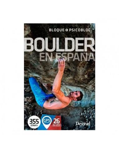 Desnivel Boulder en España