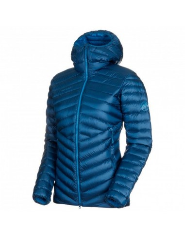 Mammut Broad Peak IN Hooded azul