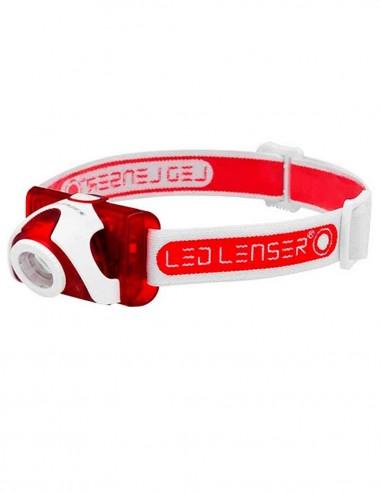 Led Lenser Seo 5 Rojo